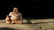 Chinesischer-sitzender-Buddha