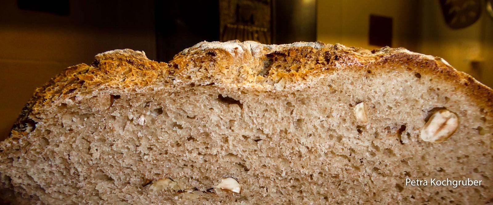 Brot-Anschnitt