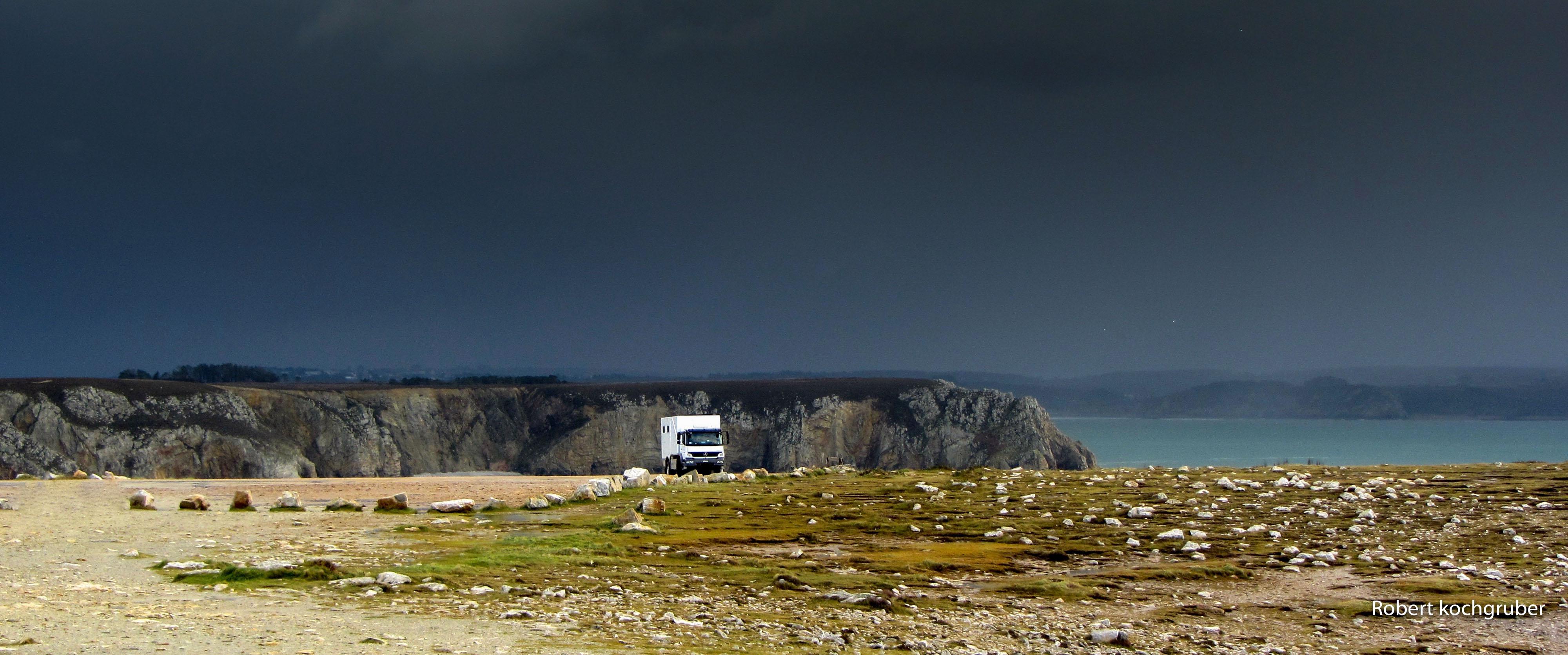 Mit dem Expeditionsmobil-pointe-de-penhir-camaret-sur-mer-bretagne-winterreisen-mit-dem-wohnmobil