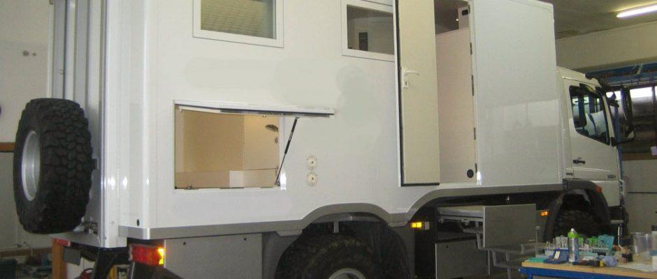 ein expeditionsmobil zu kaufen-Expeditionsmobil-Wohnmobil