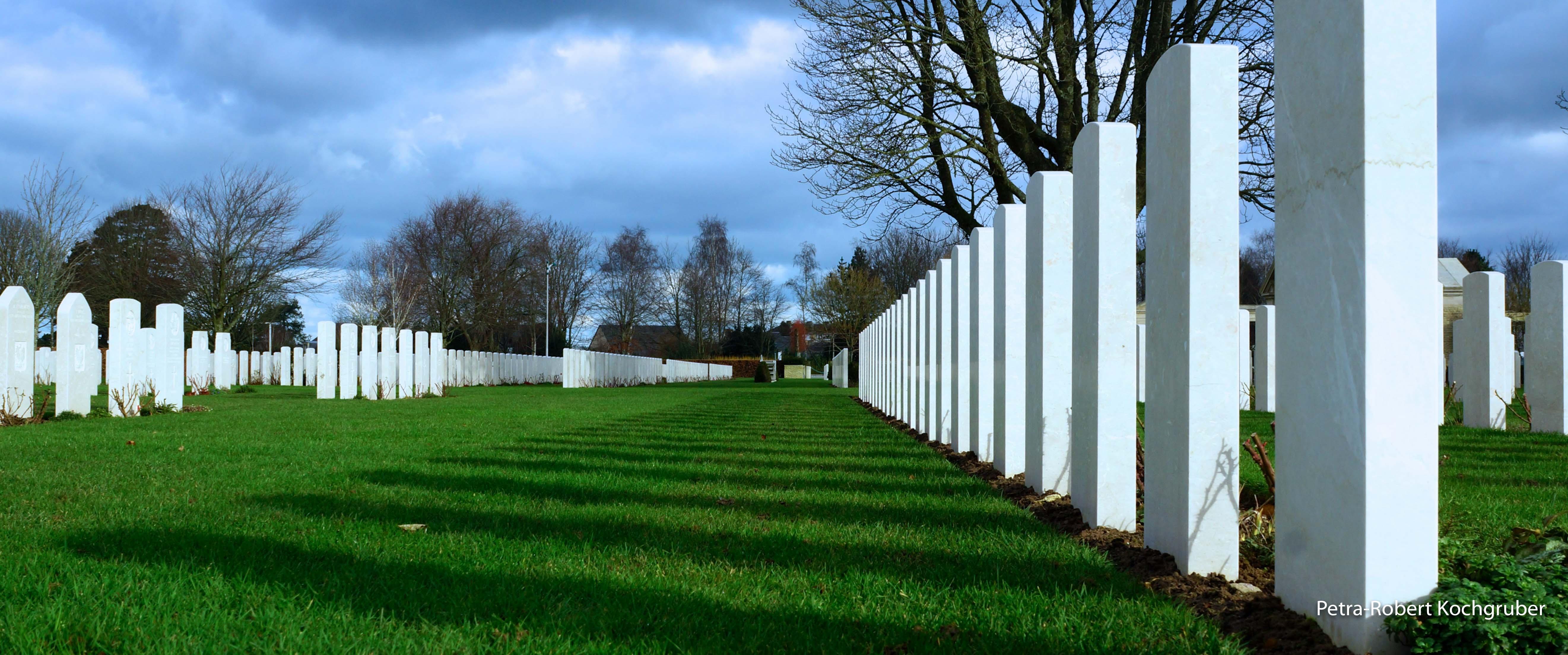 britischer-soldatenfriedhof-bayeux-wohnmobil-in-der-normandie