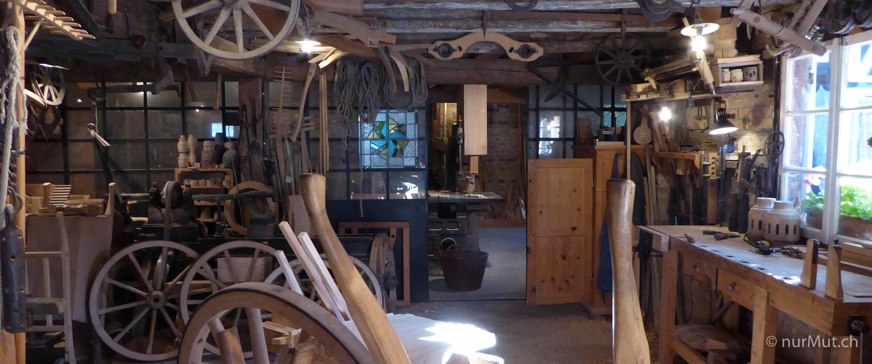 Herbstlicher Suedwesten-Elsass-Ecomusée