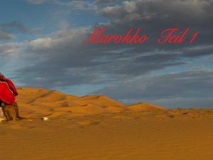 mit hund und reisemobil nach marokko-monet-erg chebbi-marokko-sanddünen-hund mit rucksack