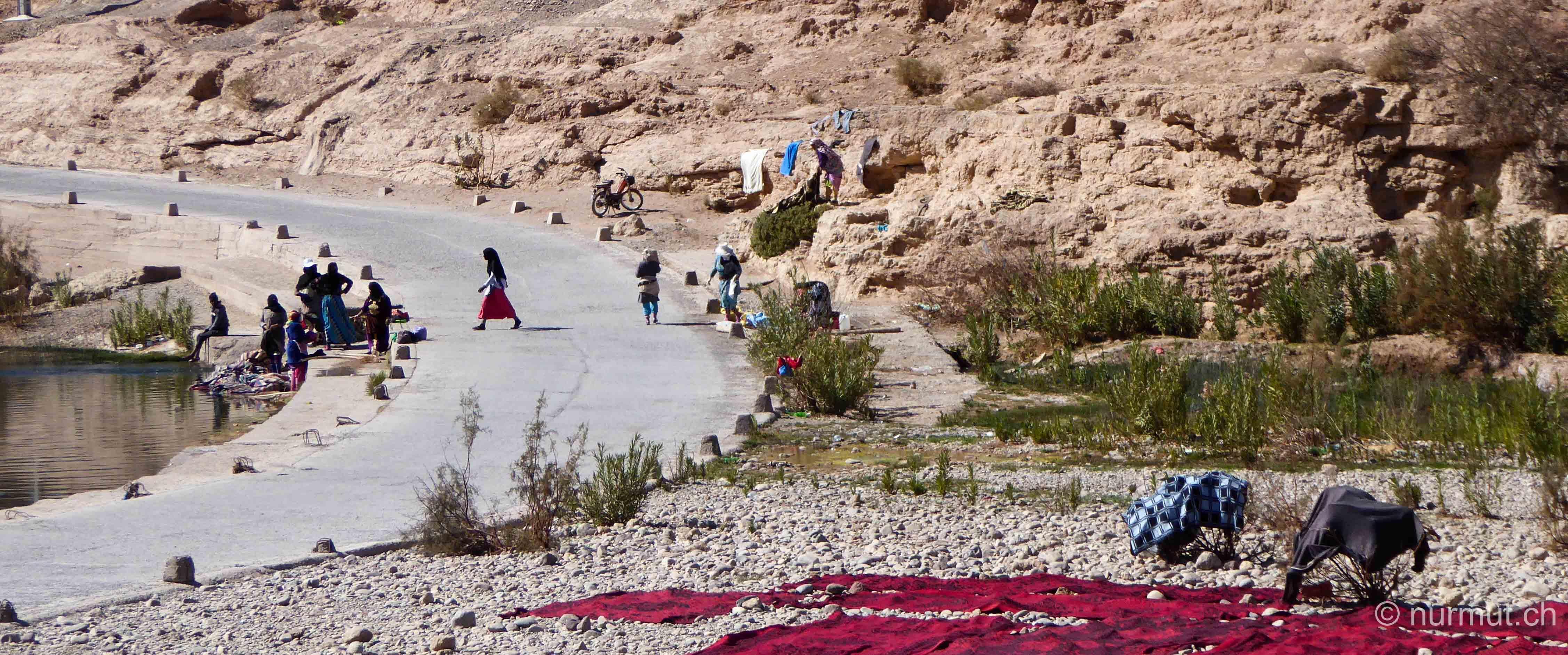 im winter in marokko-nurmut-berberteppich-berber-tata-marokko