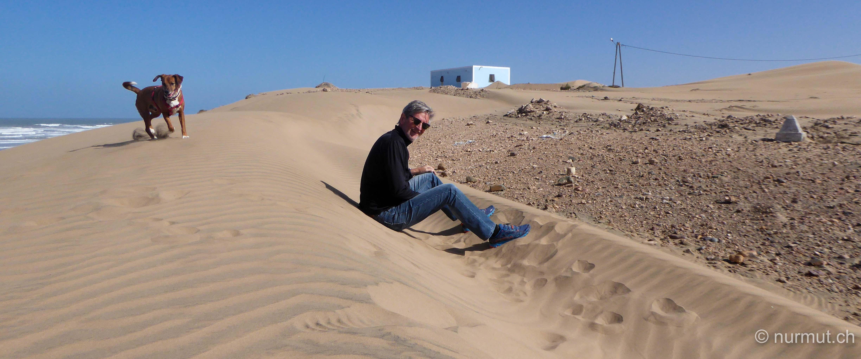 im winter in marokko-nurmut-plage blanche-marokko